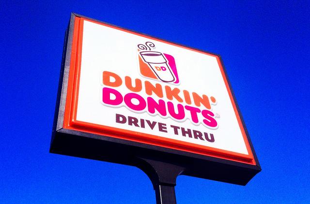 Sự liên quan nhẹ giữa donut và cảnh sát Mỹ - H1